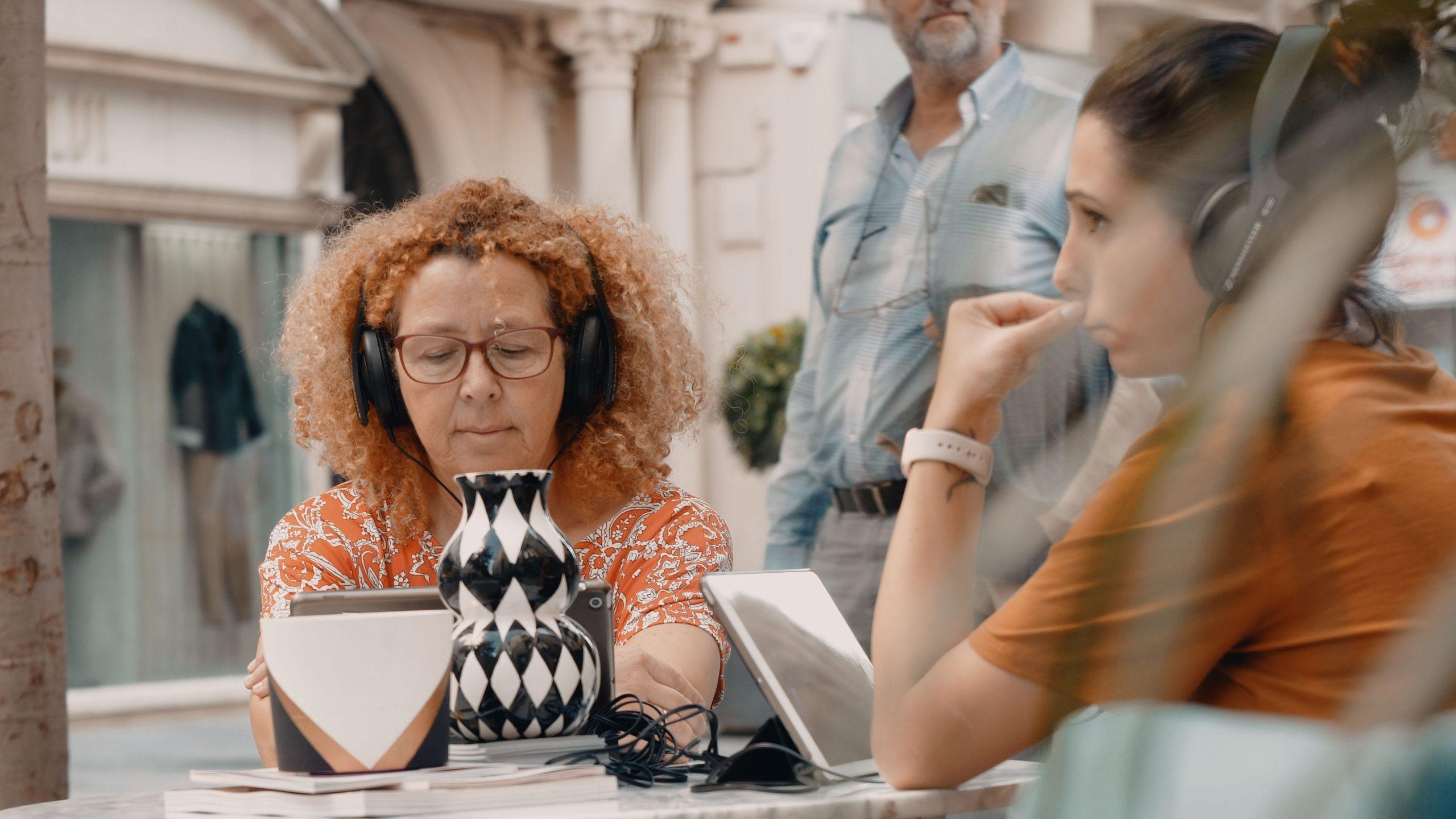 proyectos realizados escucha el matriarcado social historias